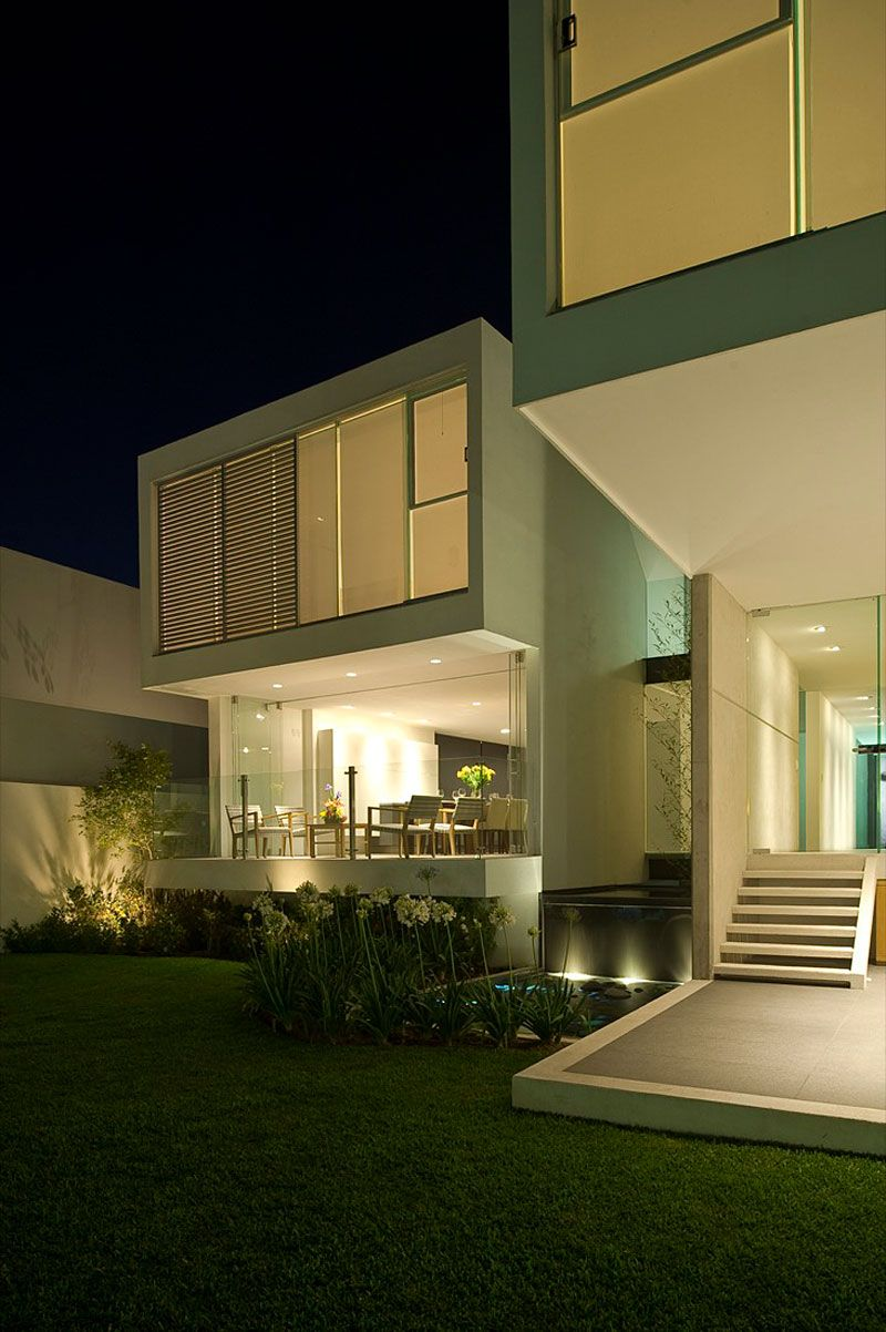 Mo House By Lvs Architecture And Jc Name Arquitectos Pinterest - Mo-house-by-lvs-architecture-jc-name-arquitectos