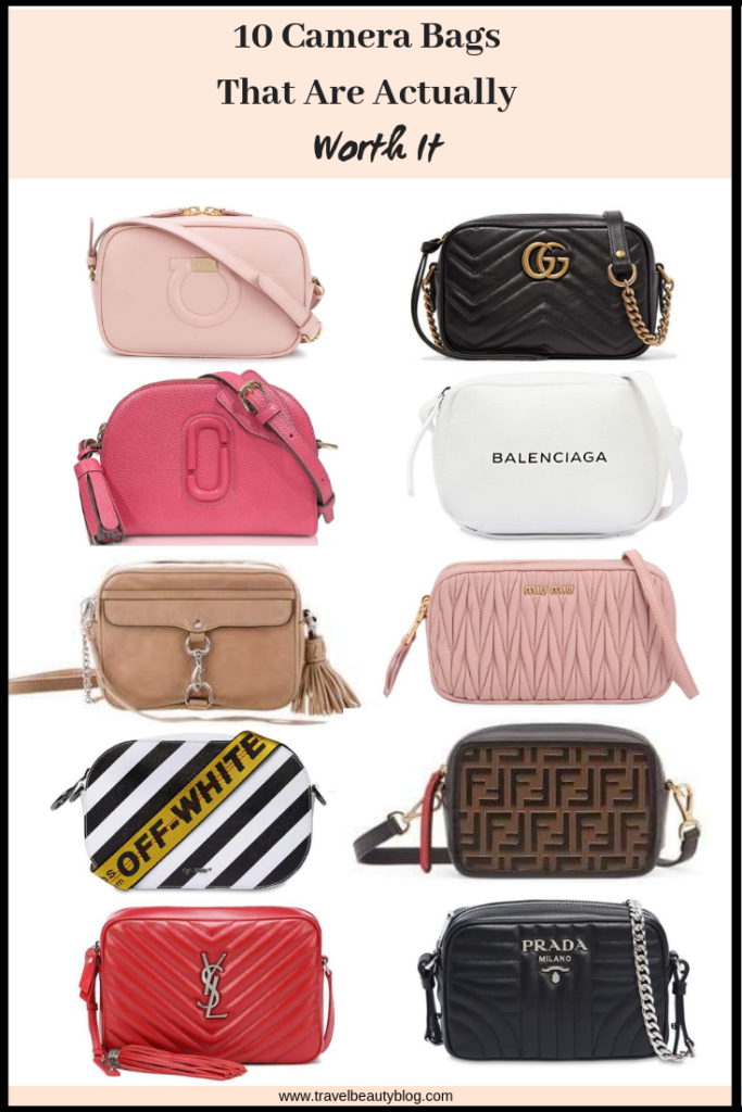 a632fd946 Camera Bags | The 10 Camera Bags That Are Actually Worth It | Gucci Bags |  Designer Bags | Cross Body Bag | Travel Beauty Blog