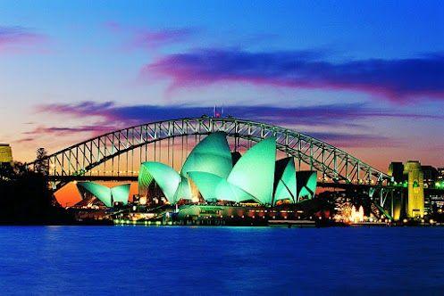 Sydney!