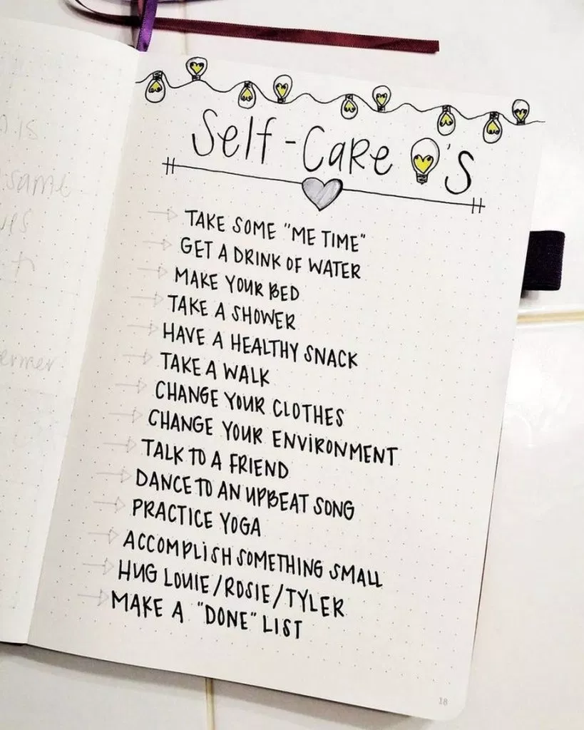 20 Creative and Effective Bullet Journal Ideas for you ...