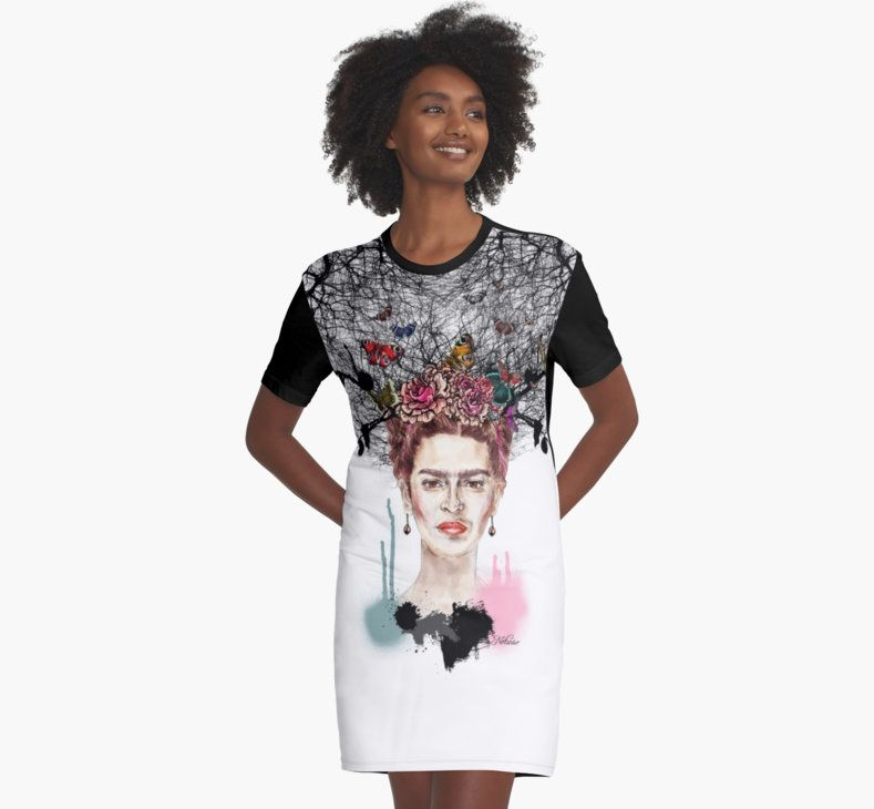The Little Deer - Frida Kahlo by Notsniw Art
