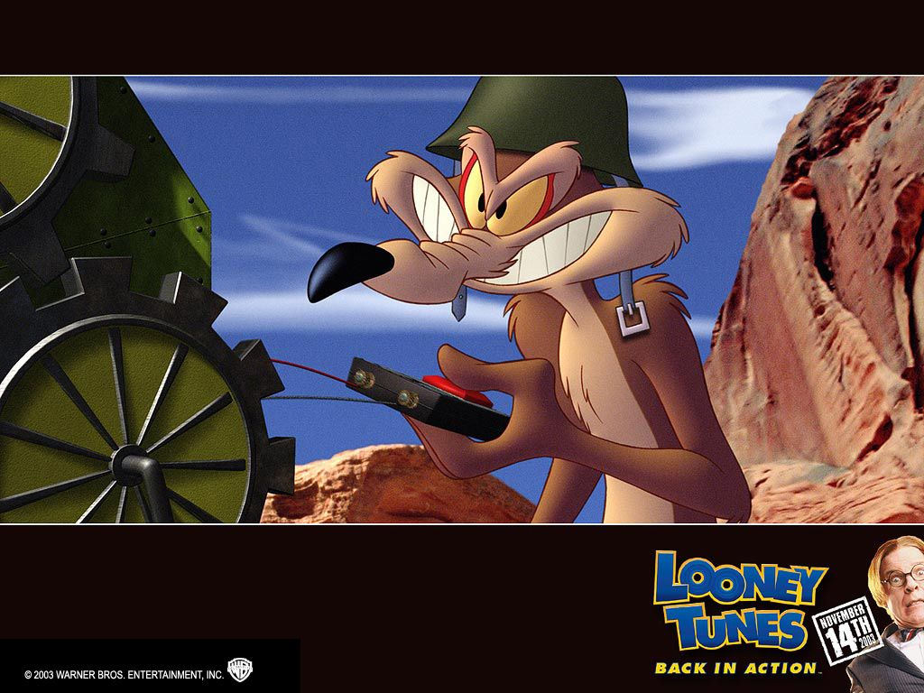 Looney Tunes Back In Action Wallpaper For Free Android