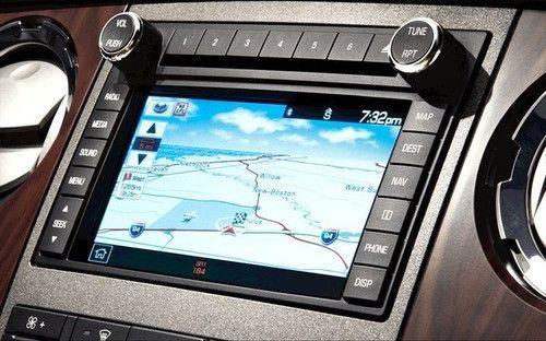 2009 2016 Ford F 250 F 350 Superduty Sync 1 Gps Navigation Radio