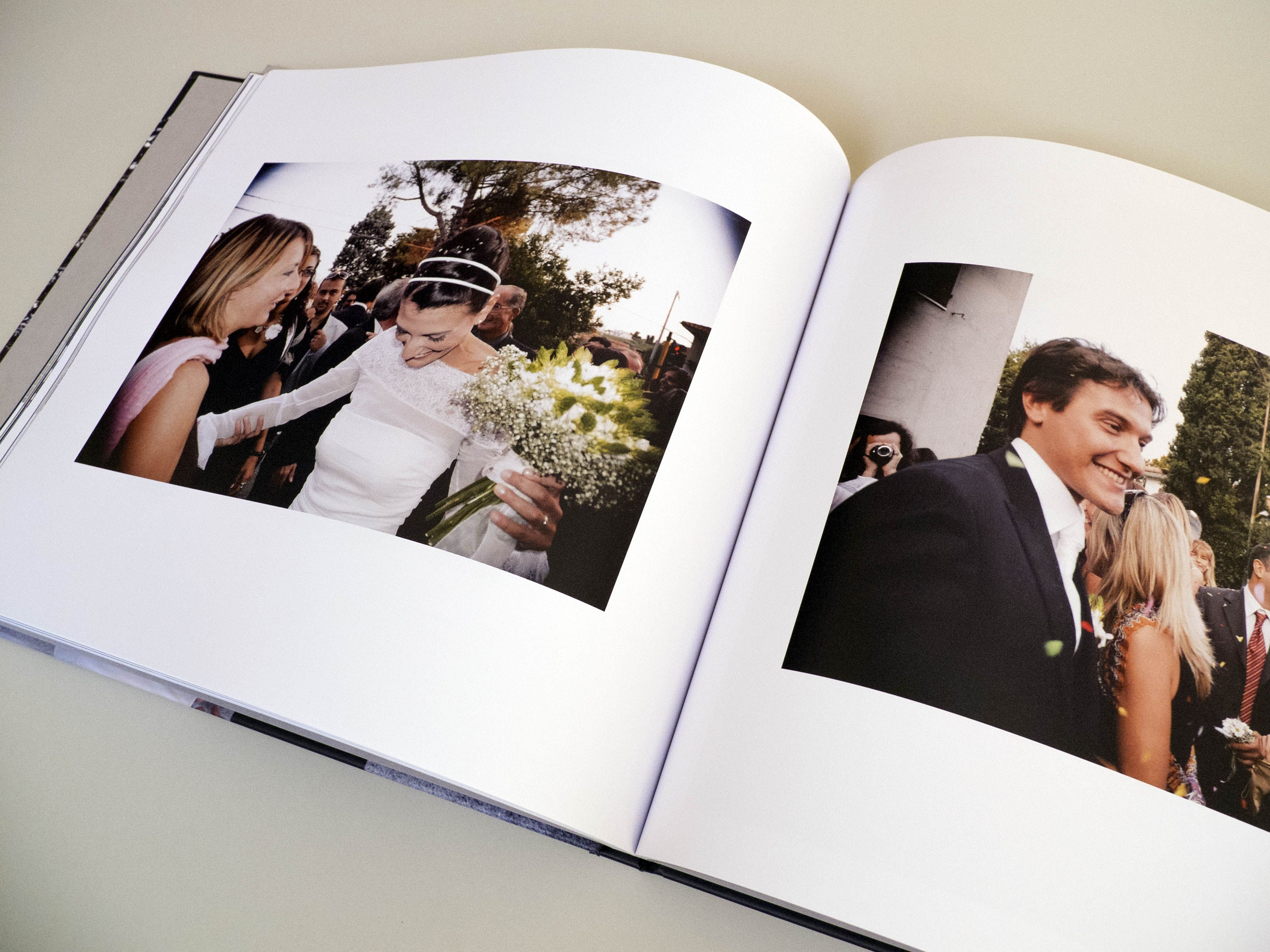 Wedding Giorgio Claudia Photo Book Photobook Blurb Blurbbook Blurbwedding Robertamenghi Graphicdesign Graphic Layout