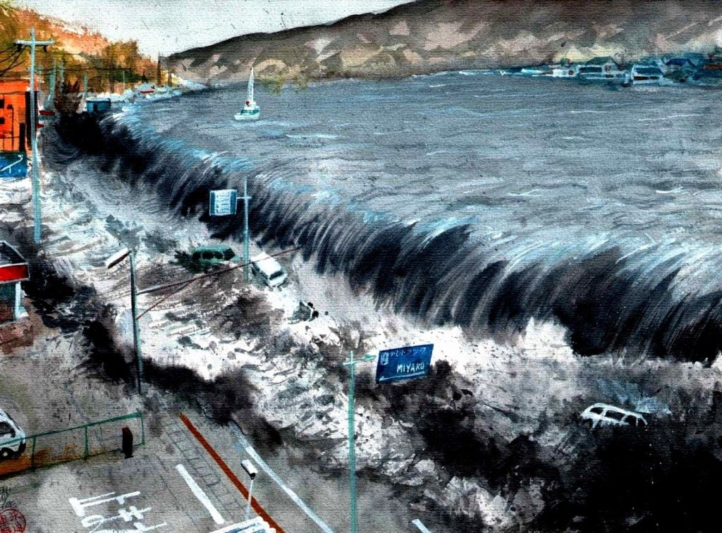 Tsunami Real Hd Pictures Tsunami Wallpapers Gallery Natural