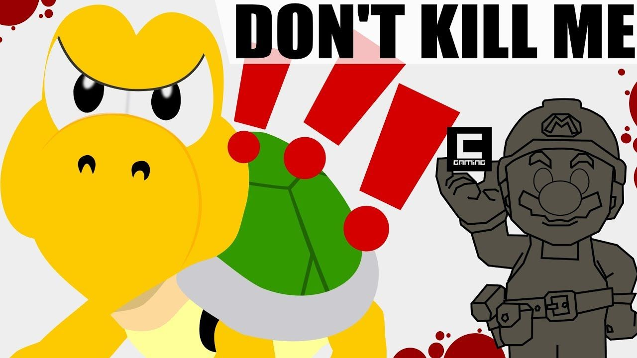 How to Create a True Pacifist Level in Super Mario Maker