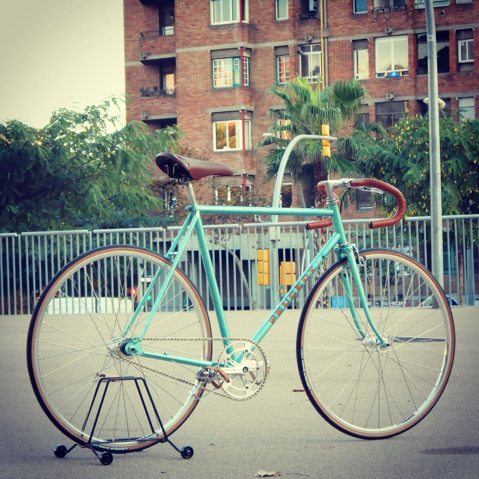Peugeots Vintage Road Bike And Fixie Bike Pinterest Vintage