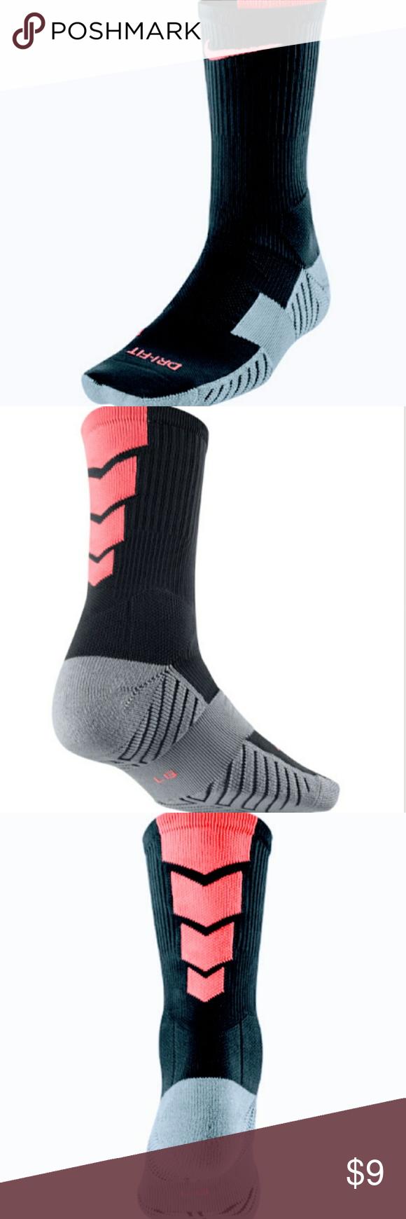 9c2375ec6 Nike Drifit Stadium Crew Socks Youth/Women 1 pair of Nike Stadium Soccer  Socks.