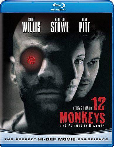12 Monkeys starring Bruce Willis