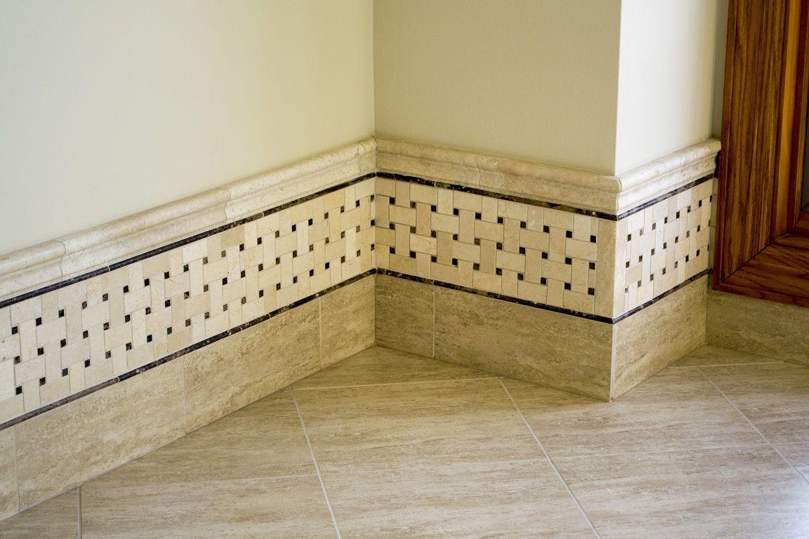 Decorative Bullnose Tile Trim Custom Bathroomtiletrimbullnoseceramictiletilebaseboardceramic Inspiration Design