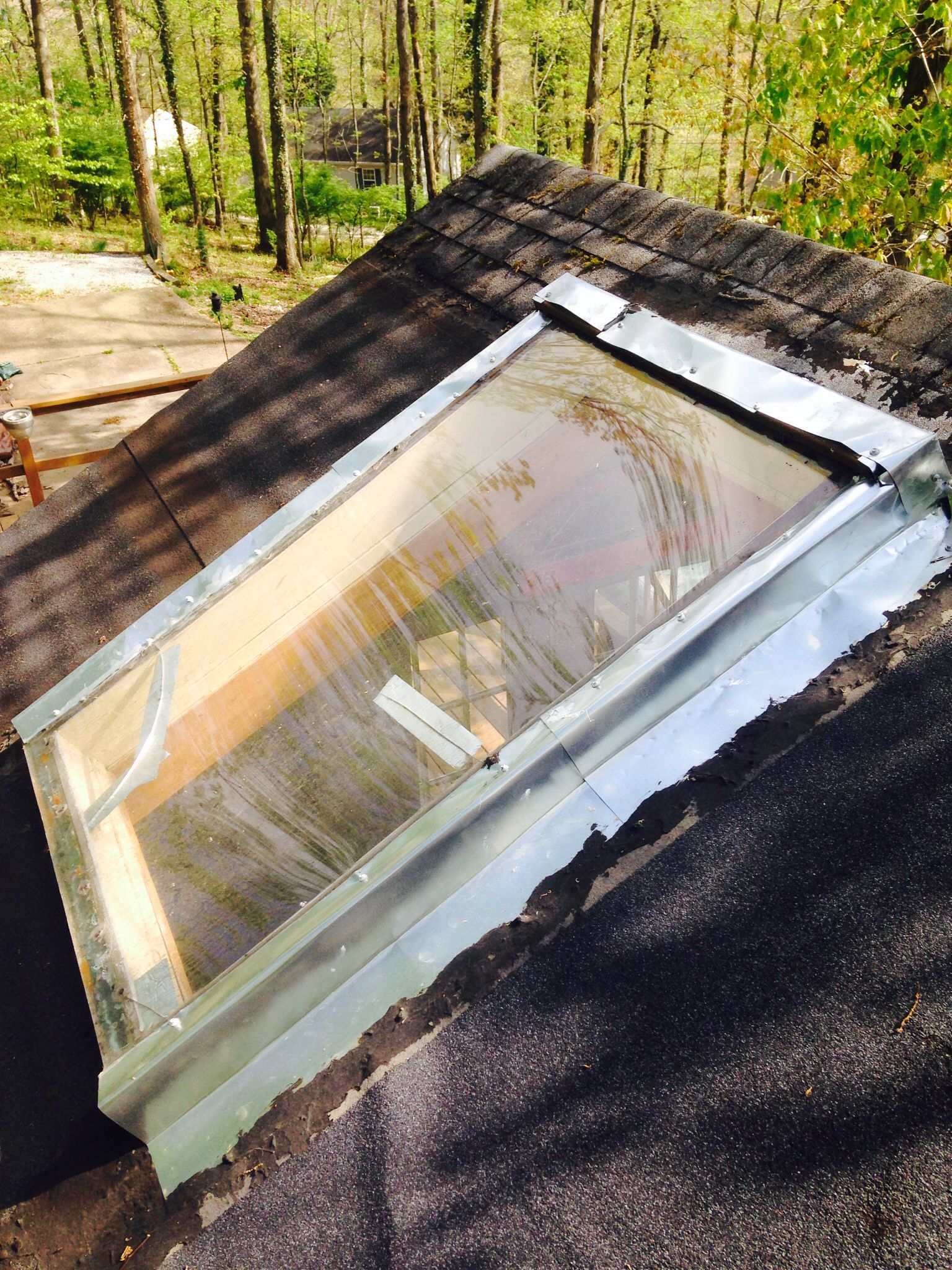 Bad Roof Jobs By Fahey Roofing Contracting Hmmmm