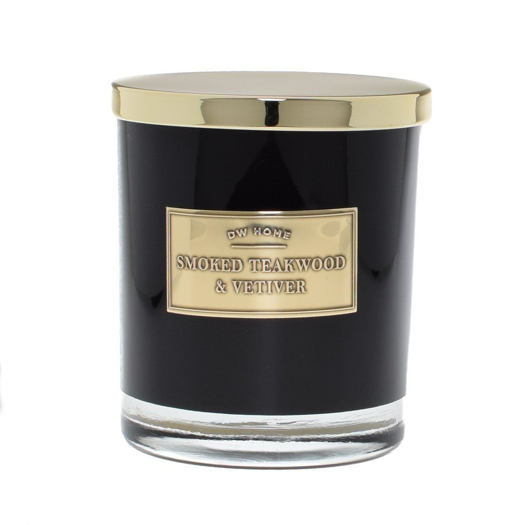 Smoked Teakwood Vetiver Dw Home Scented Candles Gpq7305 Gpq7311