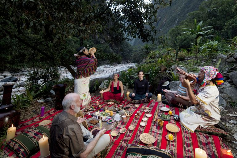 Day of the Pachamama (Mother Earth)