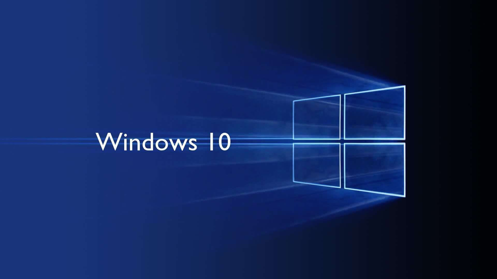 Windows 10 Hd Desktop 1080p Wallpaper Windows 10 Windows 10 Microsoft Wallpaper