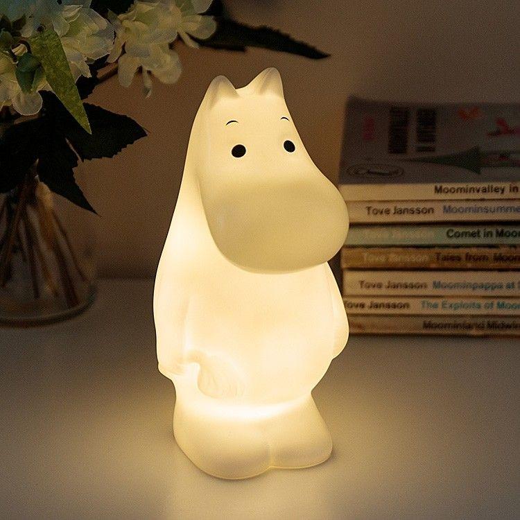 Disaster Designs LED Moomin Lamp   Pinterest   Disaster ...