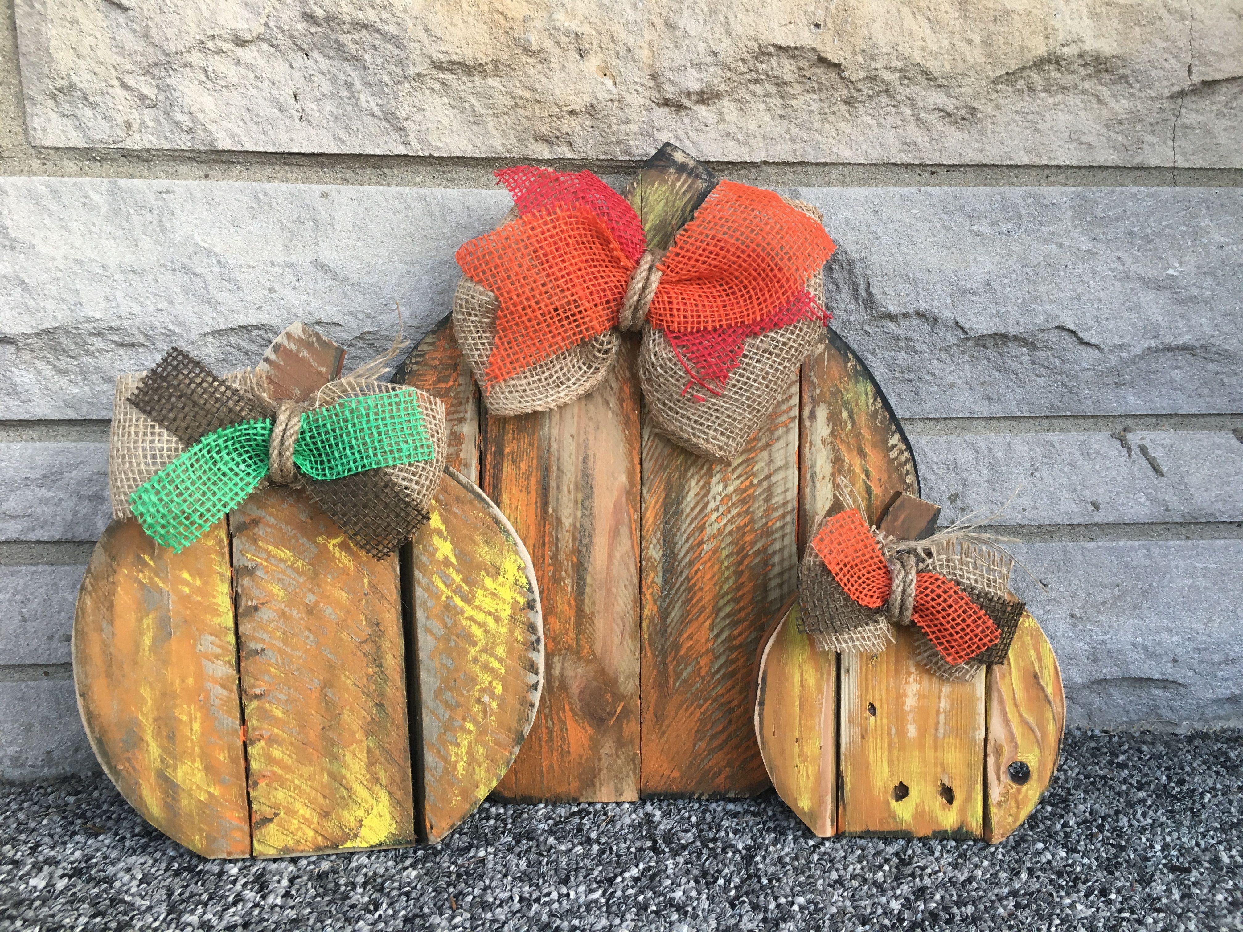 Wooden pallet pumpkins. Fall. Jessica Pomeroy | Fall ...