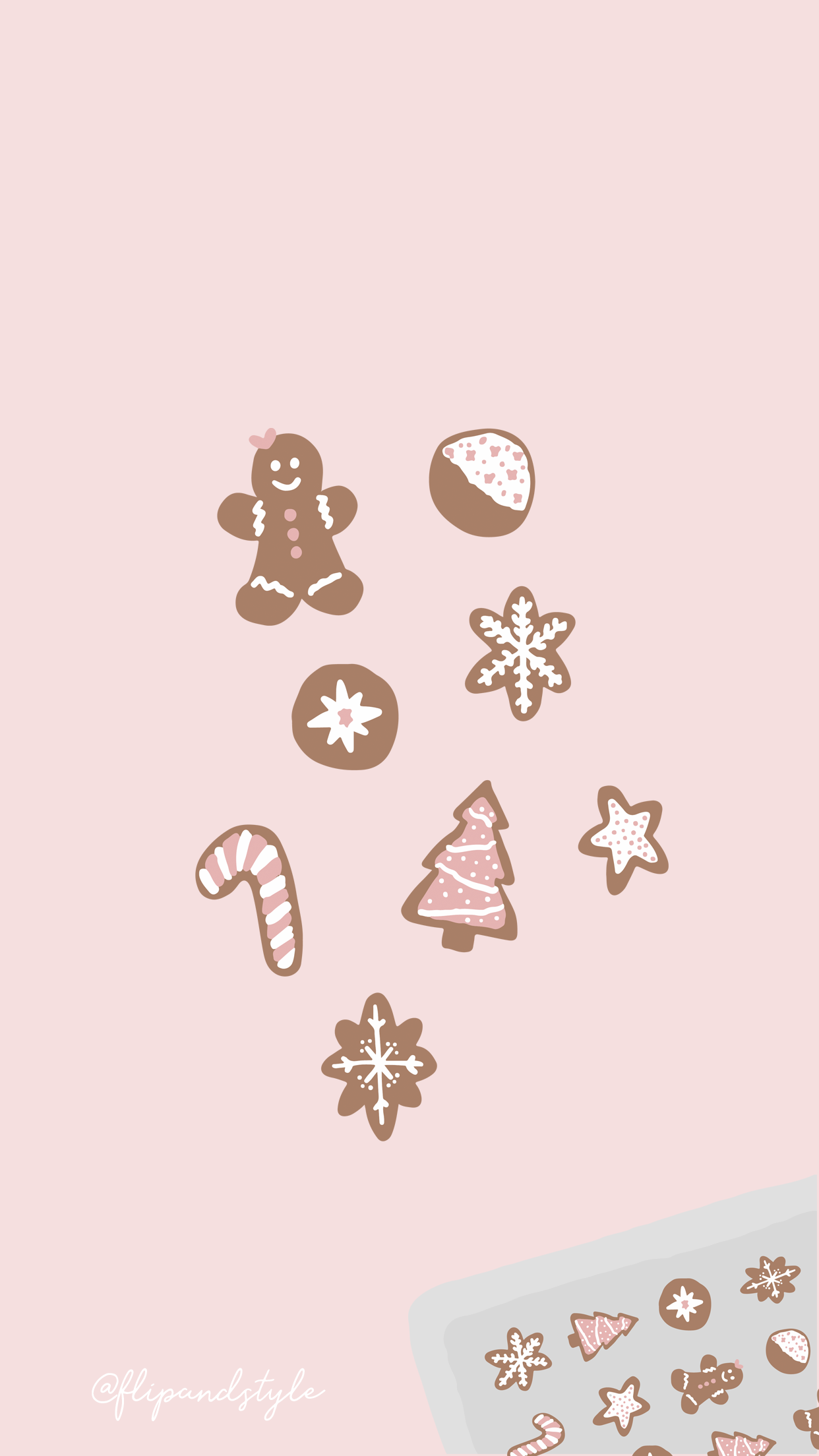 Free Wallpapers Backgrounds Christmas Festive By Flip And Style Cute Christmas Wallpaper Wallpaper Iphone Christmas Christmas Phone Wallpaper