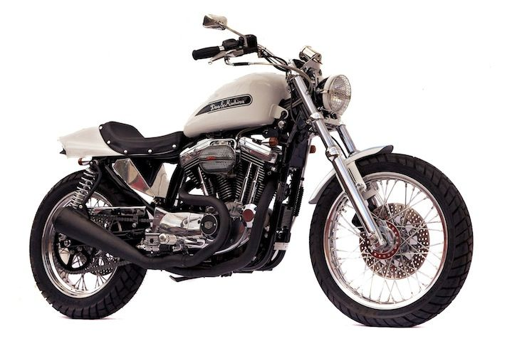 Harley Davidson Sportster 2 By Deus Ex Machina