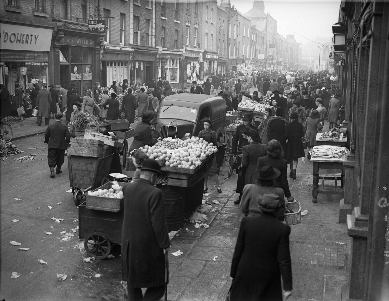 White apron dublin