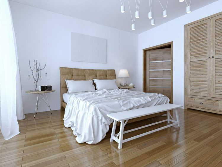 Wooden Flooring Bedroom Designs Interesting 30 Wood Flooring Ideas And Trends For Your Stunning Bedroom Design Ideas
