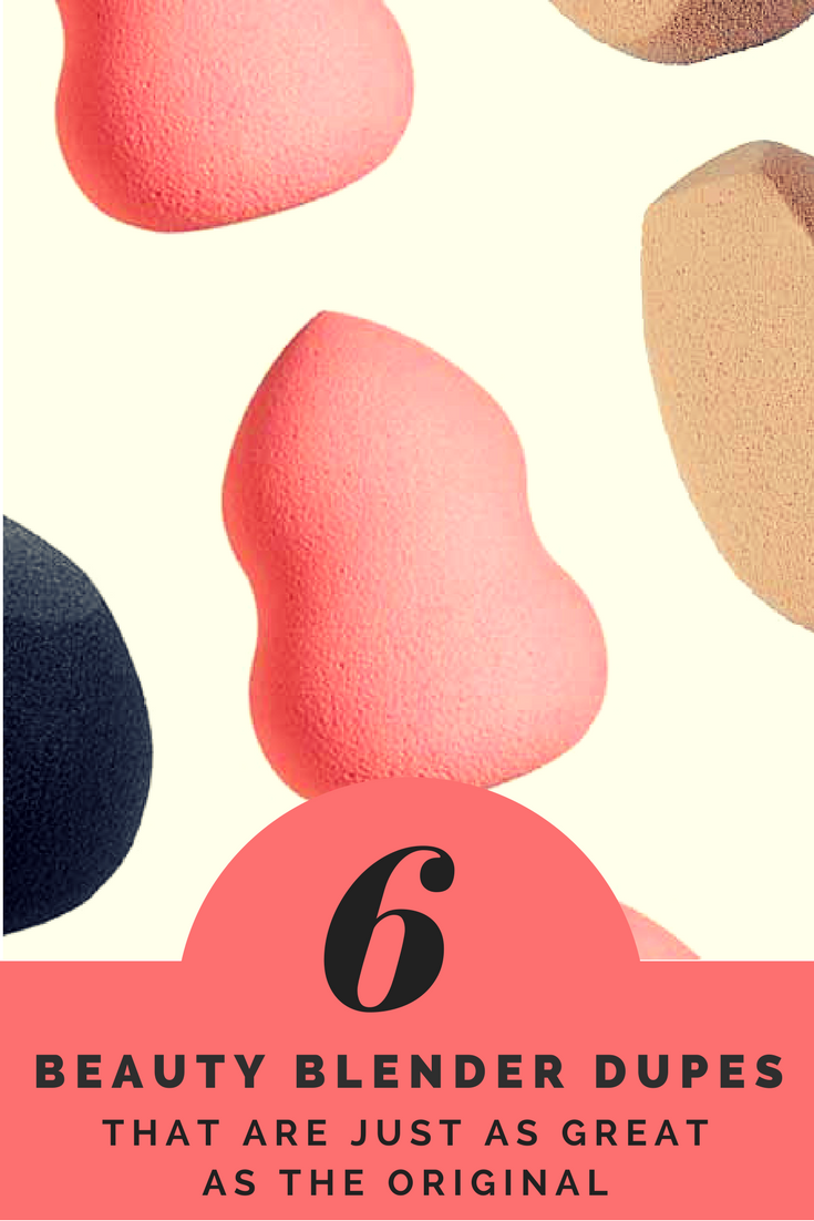 6 Beauty Blender Dupes That Are Just As Great As The