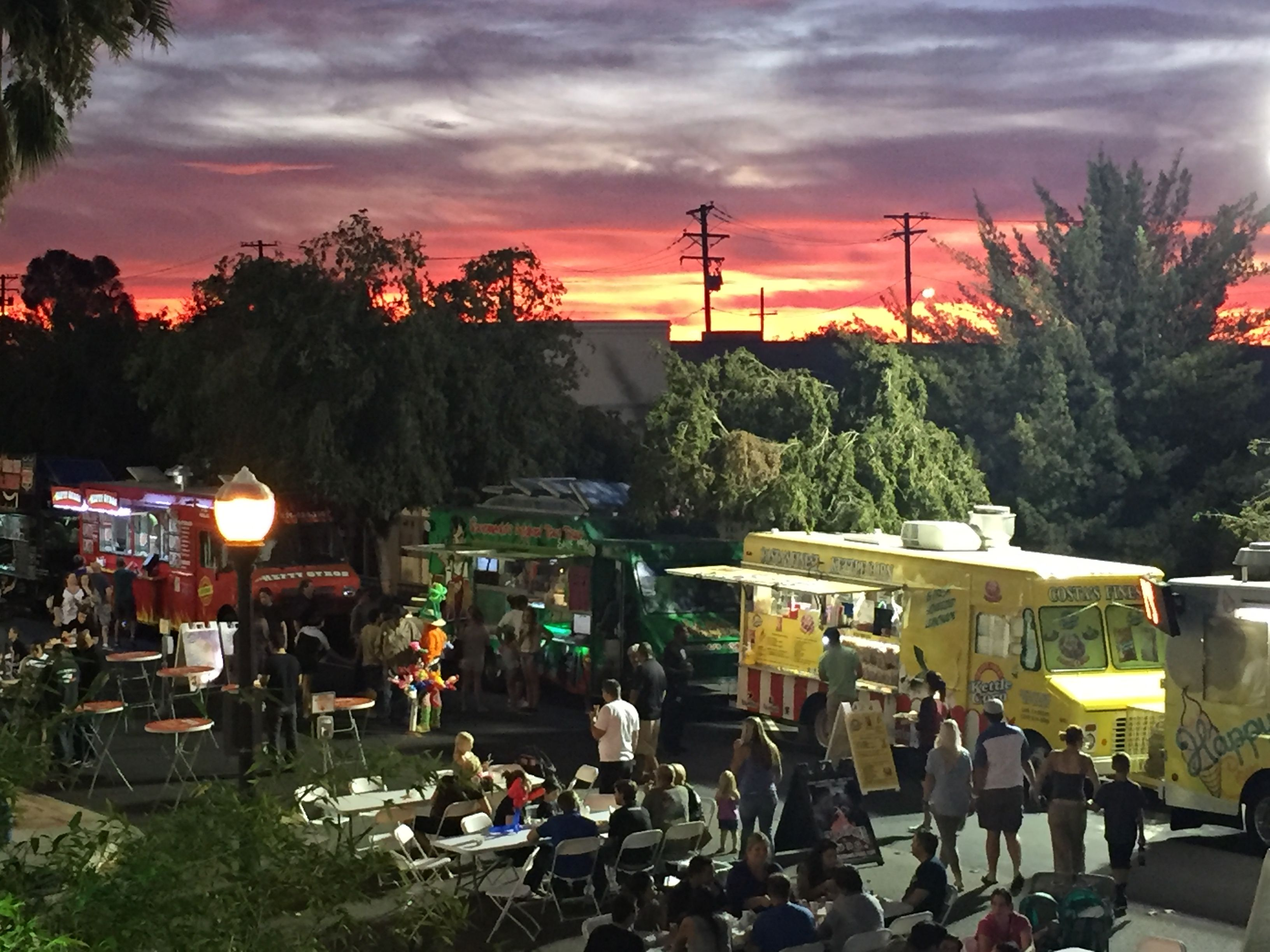 Food Truck Mania - 2nd Thursday of every month in Downtown ...