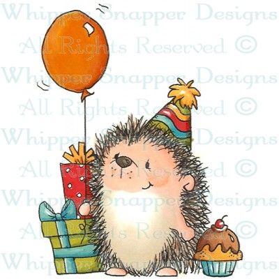 Ежик с днем рождения открытки с днем рождения