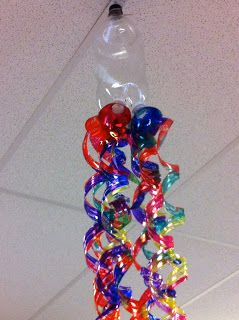 Recycled Water Bottle Art Project Water Bottle Art