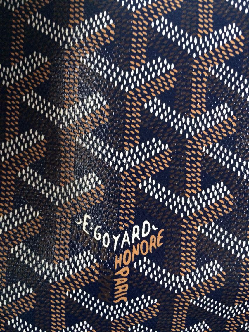 Homemade wallpaper goyard navygoyard goyarddiaperbag for Homemade wallpaper