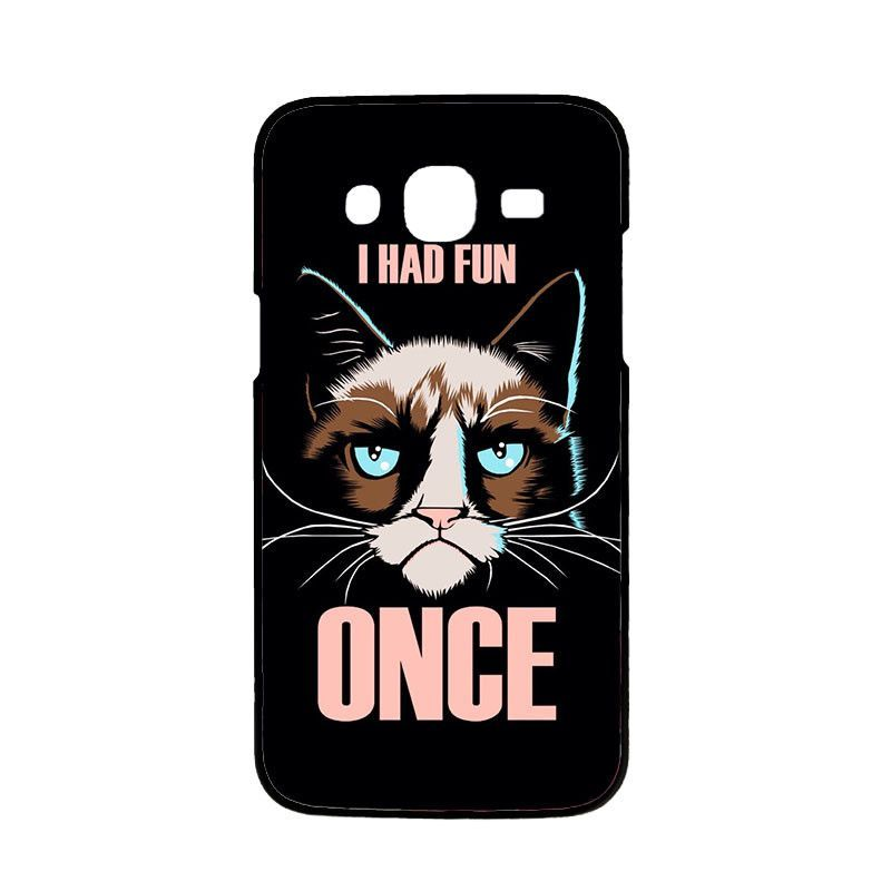 Minnie case for Samsung Galaxy A3 A5 A7 J1 J5 J7 S3 S4 / S4 Mini S5 / S5 Mini S6 / S6 edge cover black hard plastic phone case