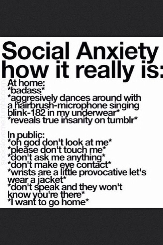 Dating advice social anxiety