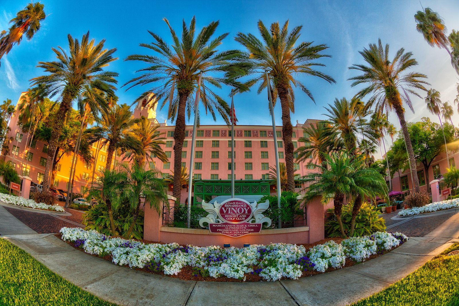 Vinoy Renaissance St. Petersburg Resort & Golf Club, St. Pet ...