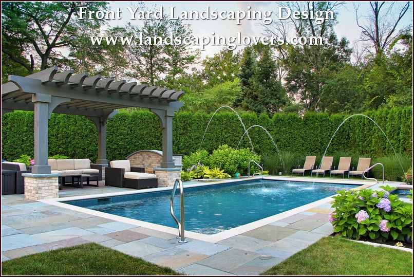 Pick Landscaping Designer S Brain For Ideas You Can Get Additional Details At The Image Link Lan Swimming Pool Designs Pool Pergola Backyard Pool Designs