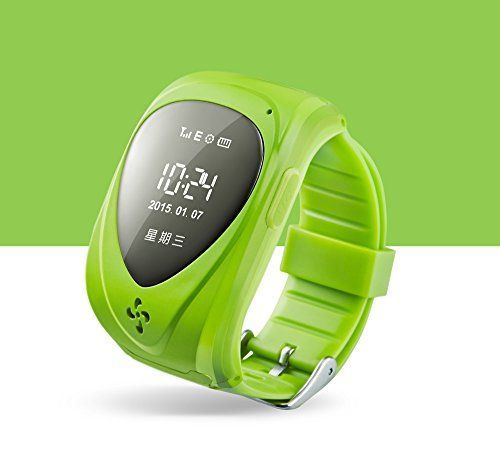 Wisefit SIM Card GSM+ GPRS+ GPS Tracker Kid Watch PT-KG2