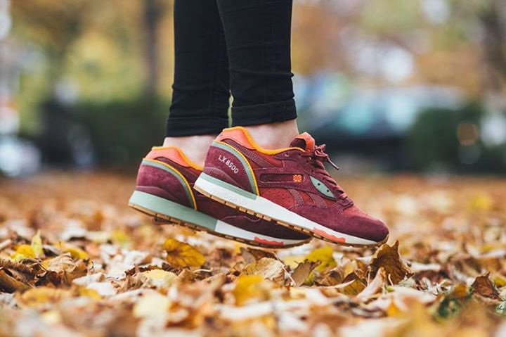 e93dfb2e89e801 First look at the Packer Shoes x Reebok LX 8500. Coming 13th November. http