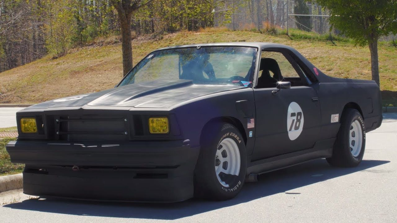 "Crazy ""Z28"" El Camino Is The Most Badass Ride You\'ll Ever Gonna See ..."