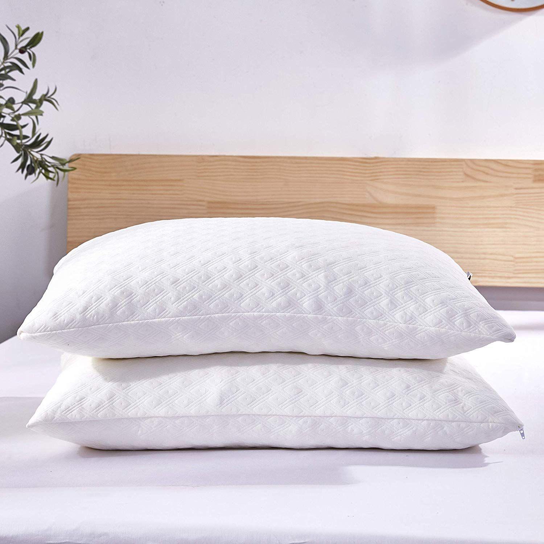 Dreaming wapiti pillows for sleeping 2 pack shredded