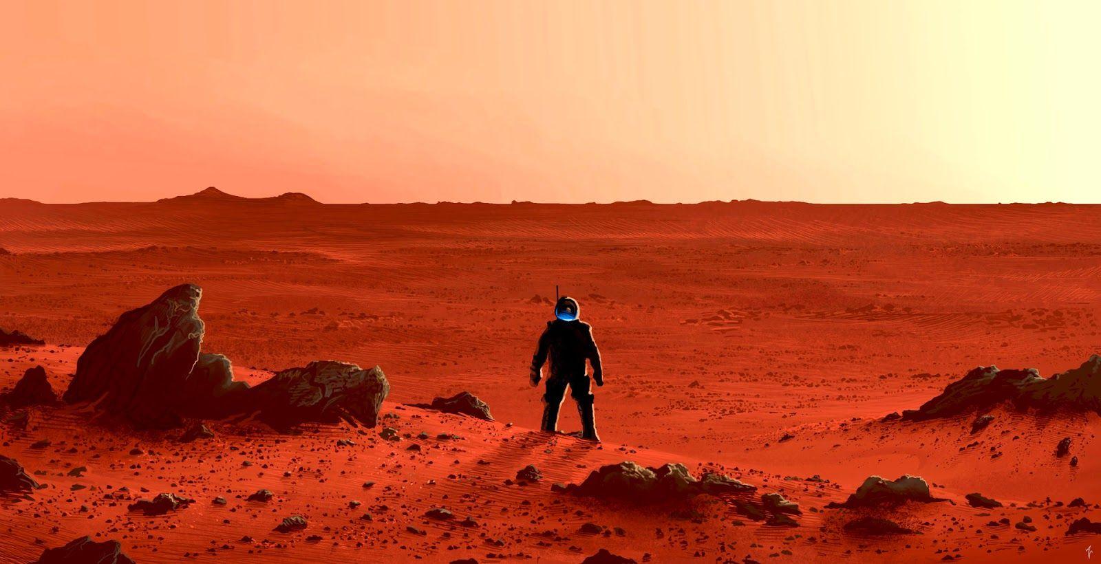 Фото технологий на планете марс