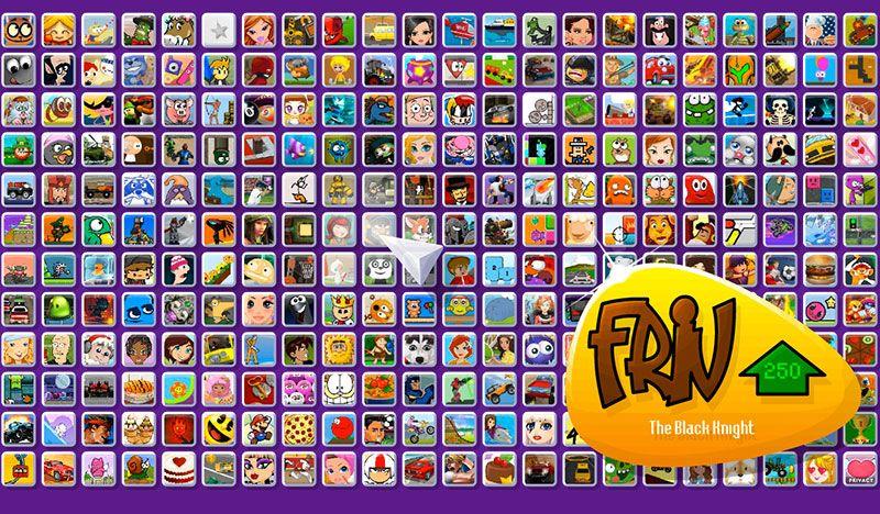 colección de descuento famosa marca de diseñador nueva llegada Juegos Friv: Cientos de juegos para jugar online gratis ...