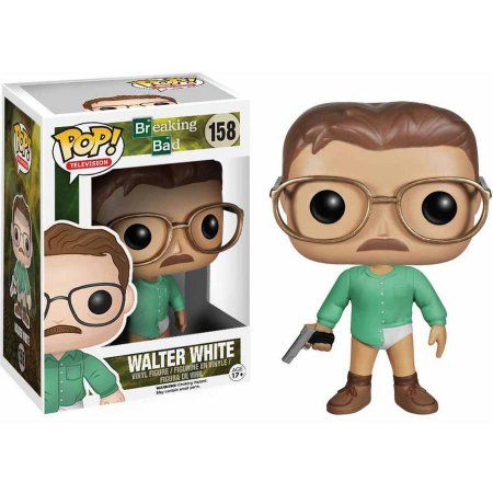 Funko Pop! TV Breaking Bad, Walter White - Walmart.com