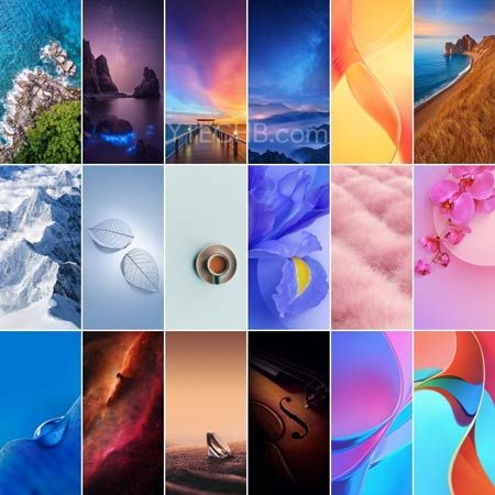 Download Redmi 7A Stock Wallpapers [Full-HD Resolution] 4K