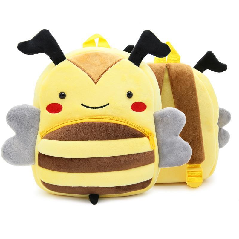 Free Shipping 2018 Plush Children Backpacks Kindergarten Schoolbag 3D  Cartoon Monkey Animal Kids Backpack Children School Bags for Girls Boys –  QCLOUTH 5d73496e1fb4b