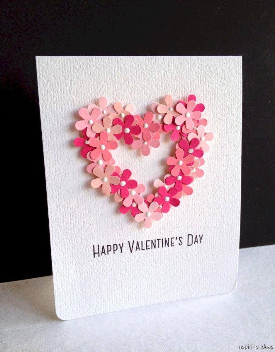 Creative Valentine Cards Homemade Ideas63 Valentine Cards