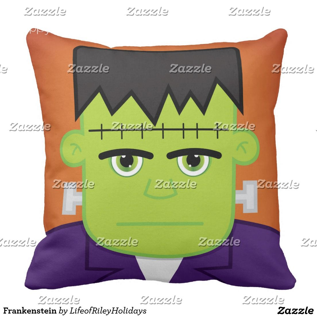Frankenstein halloween theme pinterest frankenstein pillows