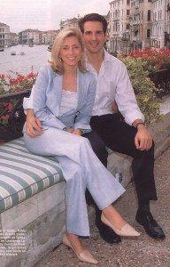 Crown Prince Pavlos Crown Princess Marie Chantal Of Greece