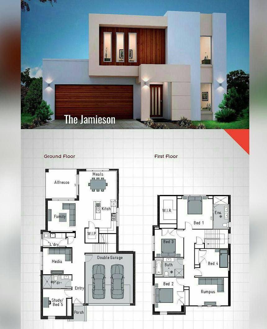 Instagram photo by arquitetura  urbanismo arquinews webstagram plan maison  also modern house plans architectural designs bed rh pinterest