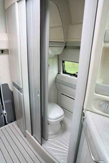 Sprinter Van Bathroom Kit: Mercedes Benz Sprinter