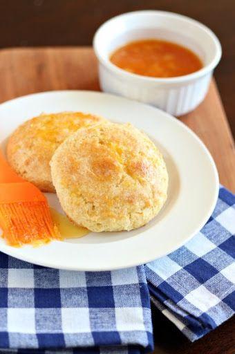 Orange Marmalade Scones Recipe on Yummly