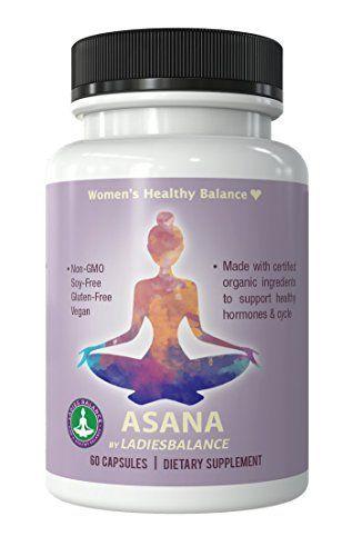 Women's all natural hormone balance capsules, PCOS support, clear hormonal acne, regulate cycle with Asana By Ladies Balance Maca + Vitex + Green Tea Women's ... https://www.amazon.com/dp/B00ICUSFTI/ref=cm_sw_r_pi_dp_x_fgvjyb8YVGKS3