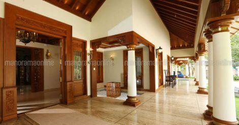 Luxury kerala home verandah house design small dream also new ideas for houses rh in pinterest